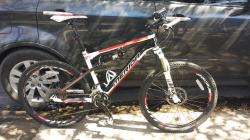 Merida ninety six carbon full XT