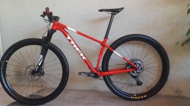 Bicicleta Mountain Bike Xc Trek Procaliber 6