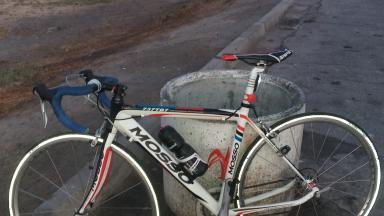 Bicicleta Ruta - Triatlon - Pista Mosso Pista