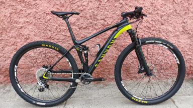 Bicicleta Xc Canyon Lux Cf 6.9 Pro Race