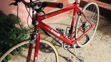 Bicicleta Ruta - Triatlon - Pista Cic Pistera