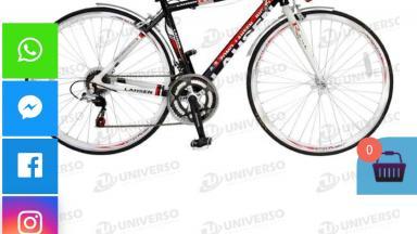 Bicicleta Ruta - Triatlon - Pista Lahsen Atx-80