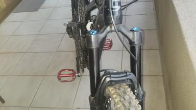 Bicicleta Enduro Cannondale Habit 5