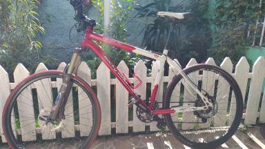 Bicicleta Mountain Bike  Rocky Mountain Vertex 50