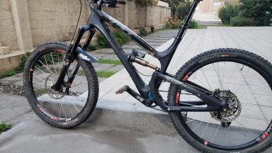 Bicicleta Enduro Yeti Sb66C