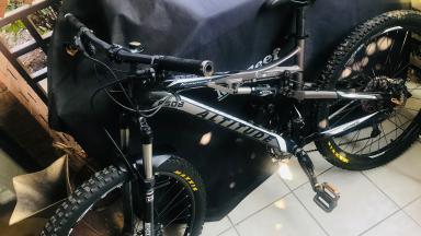 Bicicleta Mountain Bike  Altitude 650B