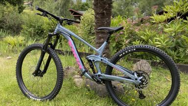 Bicicleta Enduro Kona Process 153 Cl