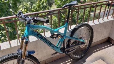 Bicicleta Mountain Bike Enduro Orbea Rallon X10