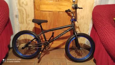 Bicicleta Bmx O Freestyle Oxford Bmx Oxford Spine 1V Aro 20