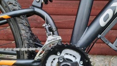 Bicicleta Mountain Bike  Oxford Raptor Doble
