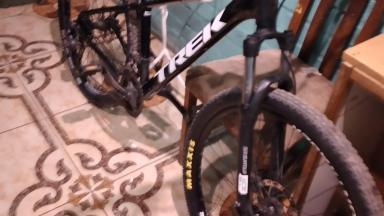 Bicicleta Mountain Bike  Trek Marlin 5