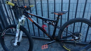 Bicicleta Enduro Ktm Lycan 273