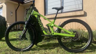 Bicicleta Enduro Kona Kona Process 153