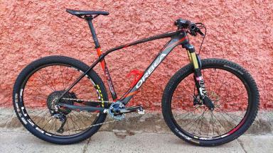 Bicicleta Xc Orbea Alma M20 2015