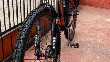 Bicicleta Mountain Bike  Trek Xcaliber 8