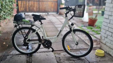 Bicicleta Eléctrica Volmark Viktoria 26