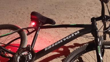 Bicicleta Mountain Bike  Bianchi Bicicleta Stone Mountain Aro 26 Sx