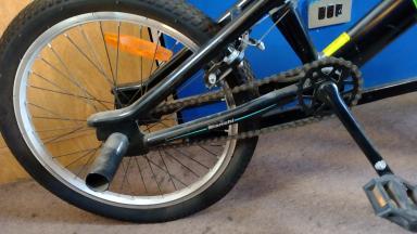 Bicicleta Bmx O Freestyle Bianchi Trampo One Series