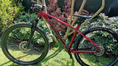 Bicicleta Mountain Bike  Trek X Caliber 9