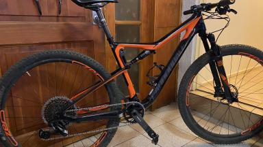 Bicicleta Xc Cannondale Scalpel-Si