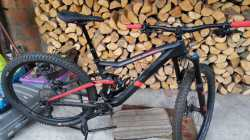 Cube Stereo 29 150 C:62 race carbón red 20 2019